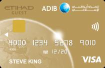 ADIB Etihad Guest Visa Platinum Card