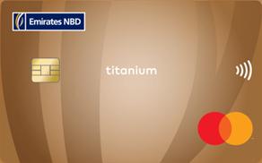Emirates NBD Titanium Credit Card