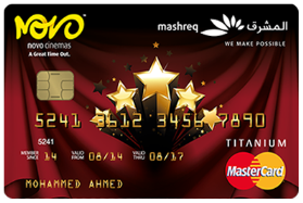 Mashreq Novo Credit Card