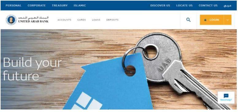United Arab Bankcash loans