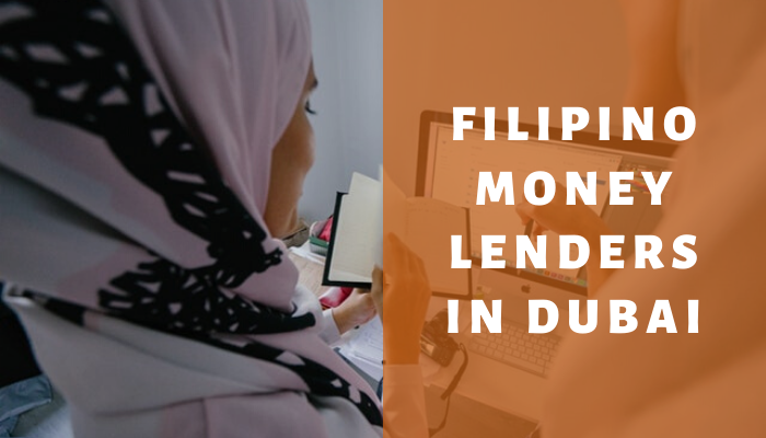 Filipino Money Lenders In Dubai