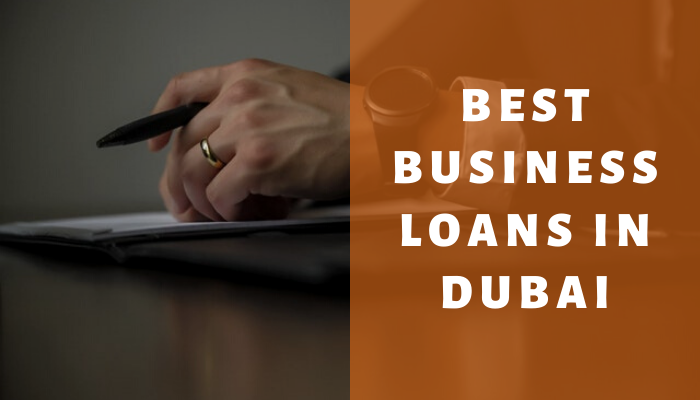 Best Business Loans in Dubai