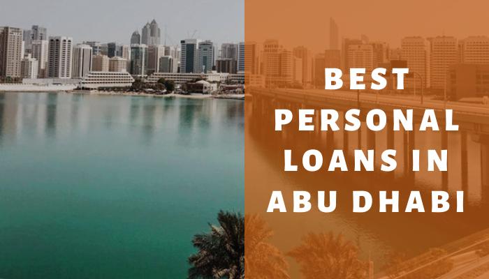 Best Personal Loans In Abu Dhabi