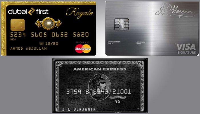 dubai first credit card features